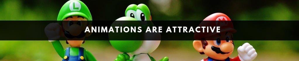 Website Design Ideas | Animations For Websites
