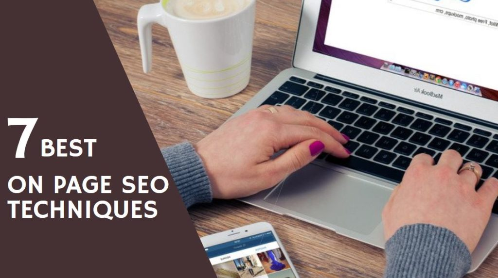 On Page SEO Techniques and Tools